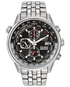 Red Arrows World Time Chronograph